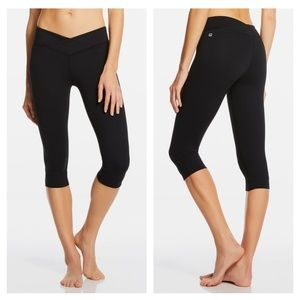 Fabletics Winn Solid PowerHold Cropped Leggings